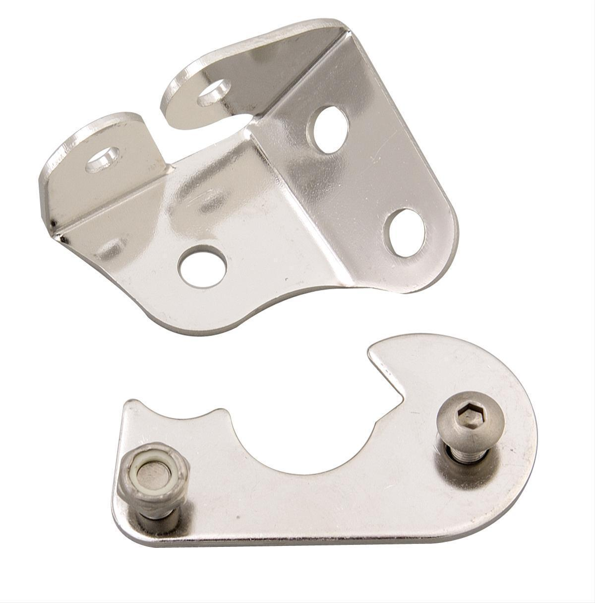 LOKAR STAINLESS STEEL RAMJET ACCELERATOR CABLE BRACKETS