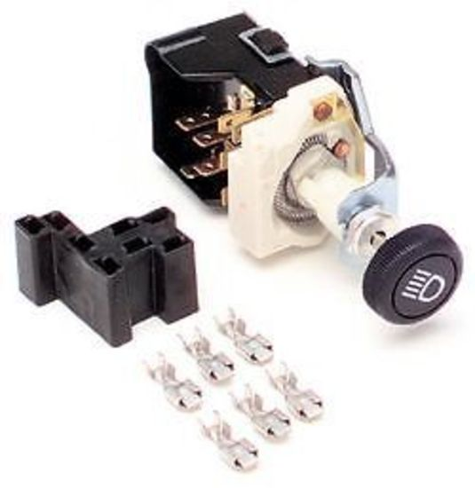 Painless Wiring Headlight Switch Gm Style Knob 3 Position