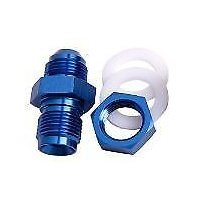 AEROFLOW FUEL CELL FITTING -12AN BLUE AF921-12
