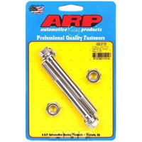 ARP Fasteners ARP430-3105  Chev V6 & V8 S/S Hex Engine Mount to Frame Bolts