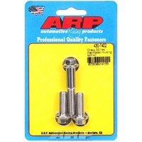 ARP Fasteners ARP430-7402 Chev Hex Polished Thermostat Housing Fasteners