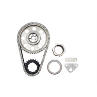 COMP Cams CC7153 Chev Small Block LS Single Roller Timing Chain and Gear Set