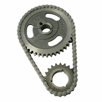 Howards Cams HR94212 Ford 302 351W 3-Keyway Double Row Timing Chain Set