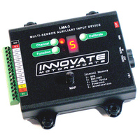 INNOVATE MOTORSPORTS LMA-3 AUX-BOX IM3742 AUXILARY BOX KIT FOR LM-1
