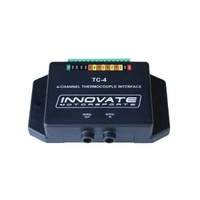 INNOVATE MOTORSPORTS TC-4, 4-CHANNEL THERMOCOUPLE AMPLIFIER IM37834