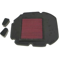 K&N AIR FILTER SUIT 1997-2005 HONDA VTR1000 SUPER HAWK, FIRESTORM KN HA-0011
