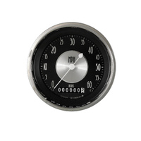 Classic Instruments (LSAT) Low Speed Speedo, American Tradition