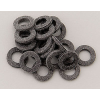 HOLLEY FUEL BOWL SCREW PAPER GASKETS SET OF 20 HO 108-2-20