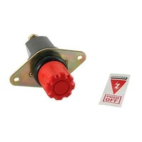 MOROSO PUSH/PULL MASTER CUTOFF SWITCH 250 CONTINOUS AMPS 24 VOLT MOR74106