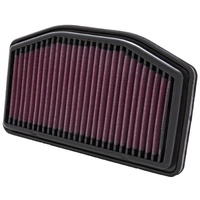 K&N HIGH FLOW RACE SPEC AIR FILTER SUIT YAMAHA YZF R1 1000 2009-2012 KN YA-1009R
