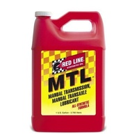 RED LINE MTL 70W80 GL-4 GEAR OIL RED50205, 1 GAL (3.785 Litres)