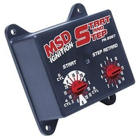 MSD IGNITION START AND STEP TIMING RETARD CONTROLLER MSD 8987