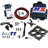 Nitrous Express NX15035 Stage 1 Water Methanol Gas Carbureted 4500 WOT Activated