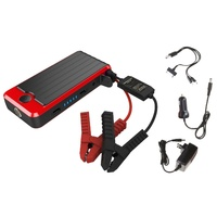 ROSSO 16000mAh PORTABLE POWER BANK & LITHIUM JUMP STARTER PBJS16000RS