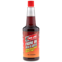RED LINE RED81403 ENGINE OIL BREAK-IN ADDITIVE 16oz BOTTLE (473ml)