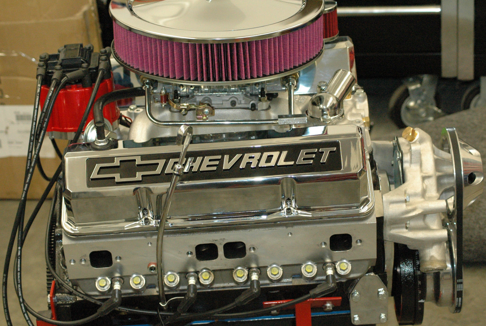Ema engines chevrolet turnkey 383 stroker engine alloy heads 420hp ema engines chevrolet turnkey 383 stroker engine alloy heads 420hp 450 ftlbs 5700rpm malvernweather Image collections