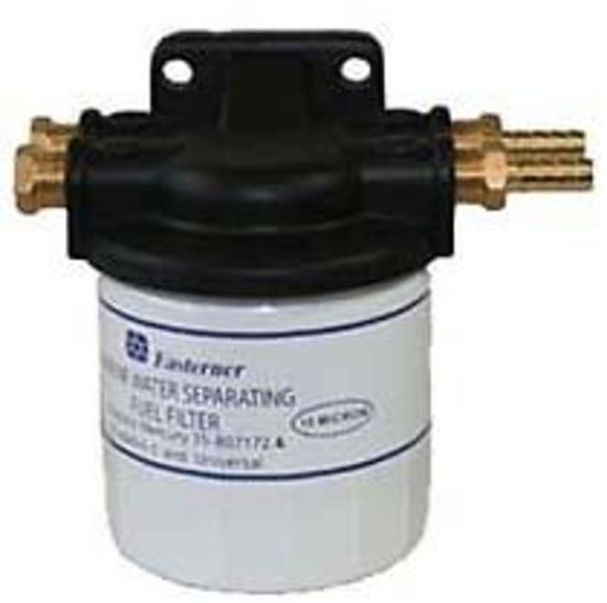 MARINE WATER SEPERATING FUEL FILTER 10 MICRON 358210 ...