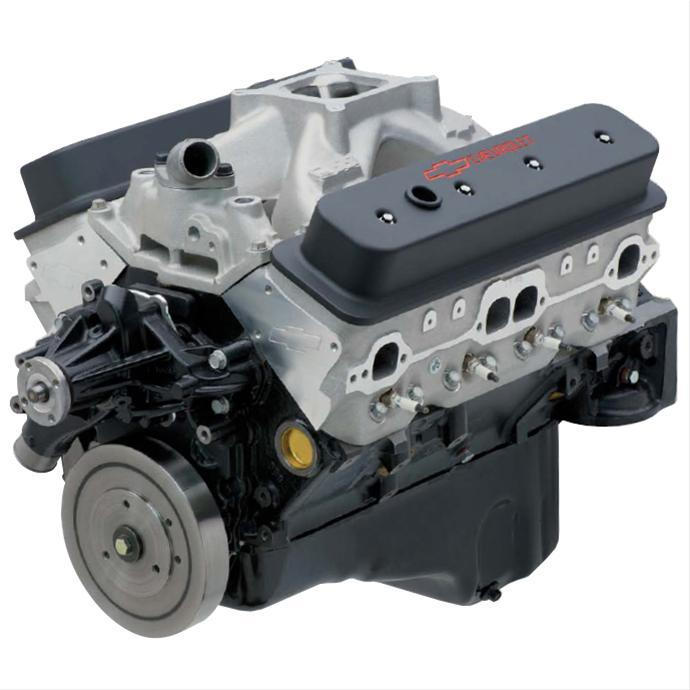 GM Performance GM19301295 Chev 383 ZZ383 450 HP Crate Engine