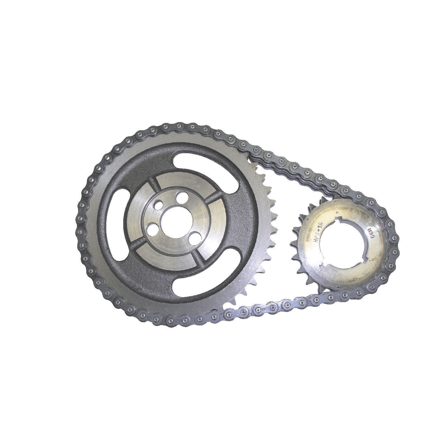 MELLING DOUBLE ROW TIMING CHAIN SET SUIT CHEV SB