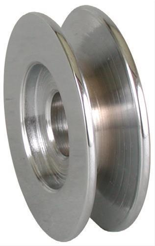 """3//8/"""" Single V Grooved Pulley"""
