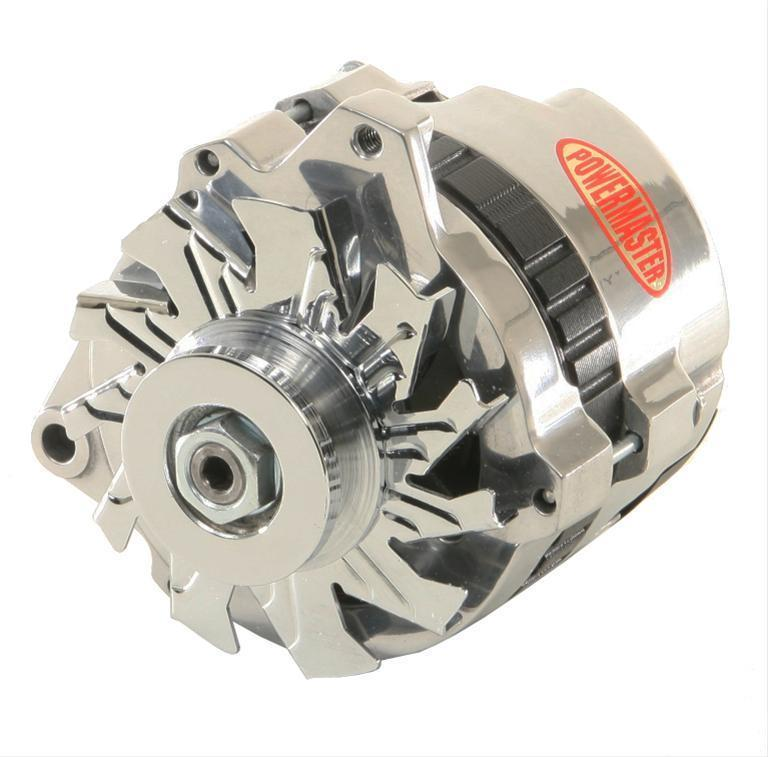 powermaster gm chev 140 amp alternator pm674611 int regulator single rh enginemaster com au