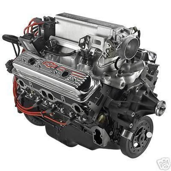 GM PERFORMANCE CRATE ENGINE 350 HP
