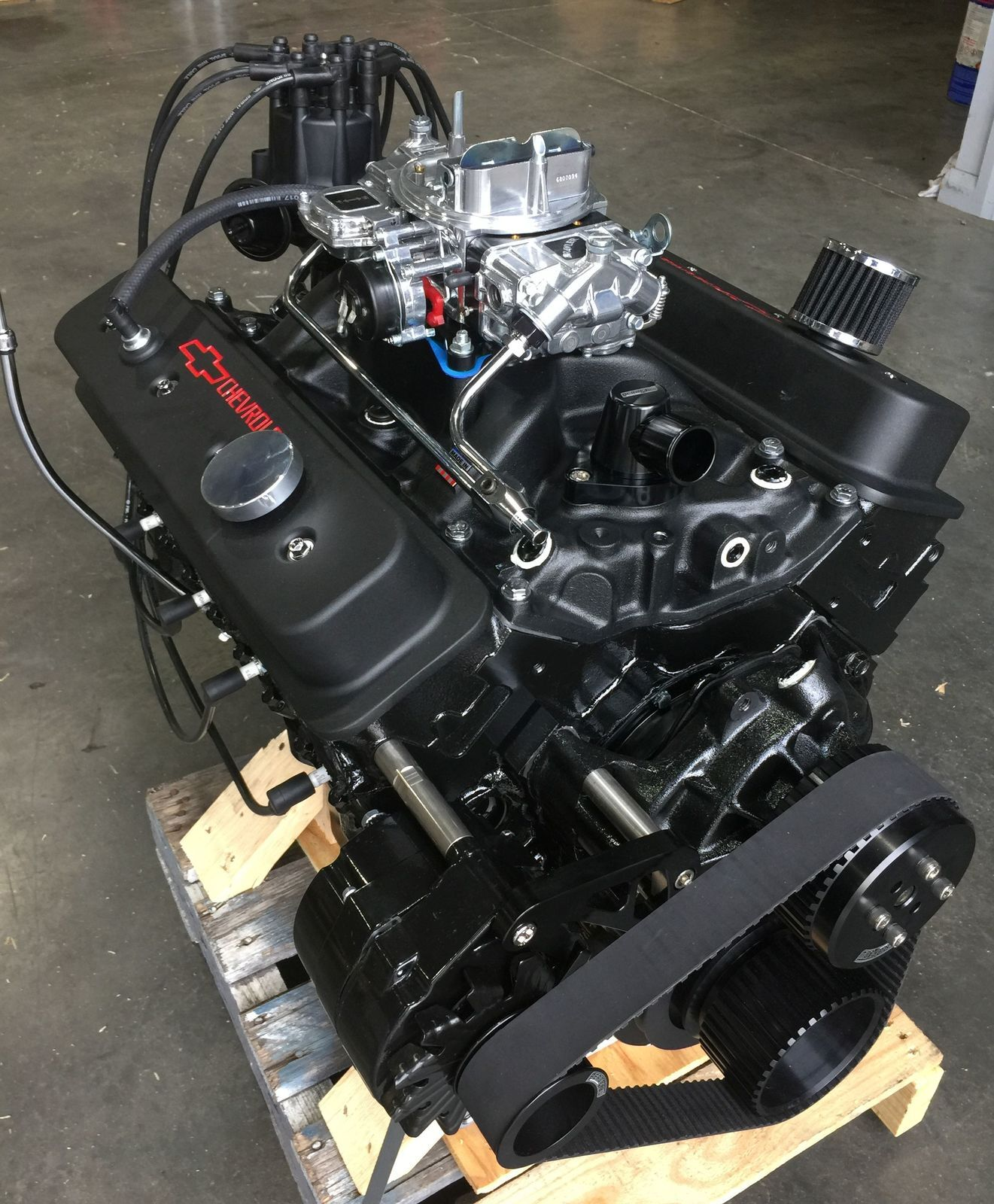 Stealth Chev 350 Vortec Turn Key Engine 350hp    390ftlb