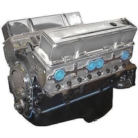 CHEVROLET 383 STROKER LONG ENGINE 430HP, 450 FT/LB TORQUE ALLOY HEADS BP38313CT1