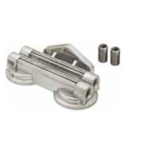 "DUAL REMOTE OIL FILTER MOUNT 1030, SUIT OIL OR FUEL 1/2"" NPT"