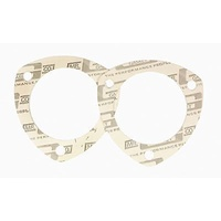 "MR GASKET STANDARD FIBRE 3"" EXTRACTOR COLLECTOR GASKET SET MG 1204C"