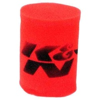 "K&N Filters KN25-1770 Foam Air Filter Wrap  6X3.75"" Filter"