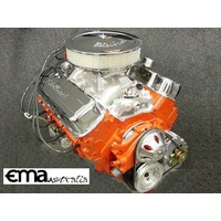 EMA - 370 HP Chevrolet 454 Gen V Turnkey Engine 4 Bolt Mains Reconditioned By GM