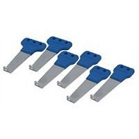SPECTRE SILICONE IGNITION LEAD SEPERATORS 7-8.8MM BLUE 45963