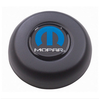 GRANT BLACK HORN BUTTON SUIT CLASSIC & CHALLENGER WHEELS MOPAR LOGO GR5790