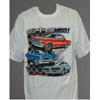 GTO Muscle T-Shirt - 2X-Large 8608-2XL