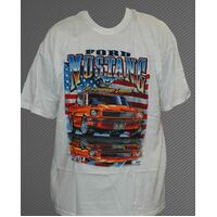 American Legend Mustang T-Shirt- 2X-Large 8758-2XL