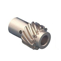 "ACCEL BRONZE DISTRIBUTOR DRIVE GEAR AC31100B, SB & BB CHEV, 1/2"" SHAFT"