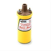 ACCEL SUPERSTOCK ELECTRONIC IGNITION COIL AC8145 YELLOW 45,000 VOLTS