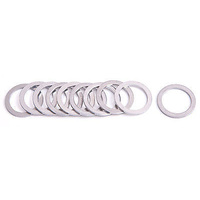 AEROFLOW ALUMINIUM CRUSH WASHER KIT -3AN TO -16AN AF177-KIT