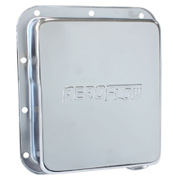 AEROFLOW DEEP TRANSMISSION PAN AF1825-3000 CHROME SUIT FORD C4 TRANSMISSION