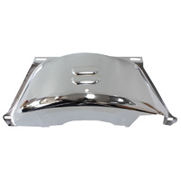Aeroflow AF1827-3003 GM TH350-400 Transmission Flywheel Dust Cover Chrome