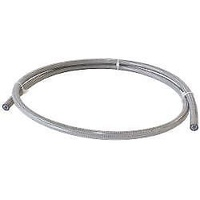 AEROFLOW 200 SERIES PVC COATED STAINLESS BRAIDED HOSE -3AN 3 METRE AF200-03-3MCC