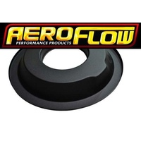 "AEROFLOW 14"" AIR CLEANER BASE AF2251-1411 BLACK WITH 1-1/8"" (28mm) RECESSED BASE"