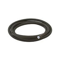 Aeroflow AF250-06-3M Black Braided Teflon Hose -6AN SS 3M Clamshel Pack 11.3mm OD