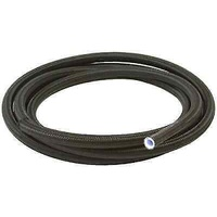 Aeroflow AF250-08-15M Black Braided Teflon Hose -8An15M Clamshell Pack 14.4mm OD