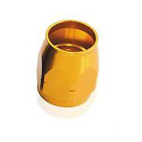 Aeroflow AF279-10DG Gold Hose End Socket Ptfe Style Fittings Only 200 & 570