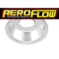 "Aeroflow AF2851-1411 14"" Air Cleaner Base Only Recessed 1-1/8"" (28mm ) Chrome"