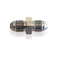 AEROFLOW STAINLESS STEEL MALE FLARE UNION FITTING -3AN AF360-03