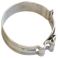 Aeroflow AF444-10 Aero Clamp suits -10 Hose Pack Of 5