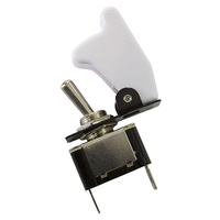 Aeroflow AF49-5003 White Covered Missile Switch